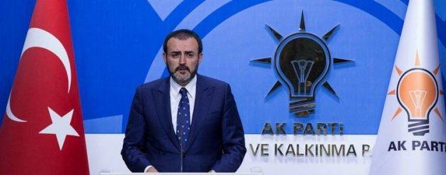 AK Parti Sözcüsü Ünal: CHP'nin Adalet Bildirisinin Amacı FETÖ Davasını Hükümsüz Kılmak