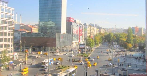 Ankara'da Yarın Ulaşıma Kapatılacak Yollar