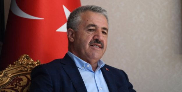 Bakan Arslan'dan Kurban Bayramı Mesajı