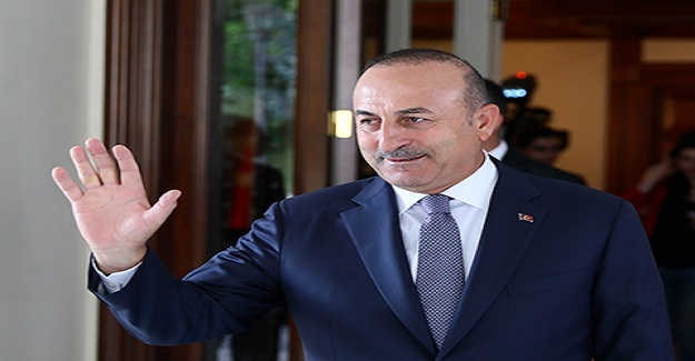 Bakan Çavuşoğlu, İran Dışişleri Bakanı Zarif İle Görüştü