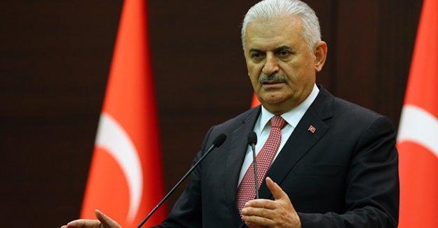 Başbakan Yıldırım'dan Vatandaşlara Trafik Uyarısı: Yolların Kralı Olmaz