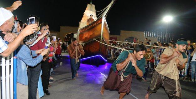 Başkan Demirel Denizsiz Ankara'da Gemi Yürüttü