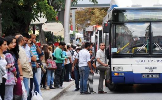 Bayramda Ankara'da EGO Otobüsleri Ücretsiz Olacak