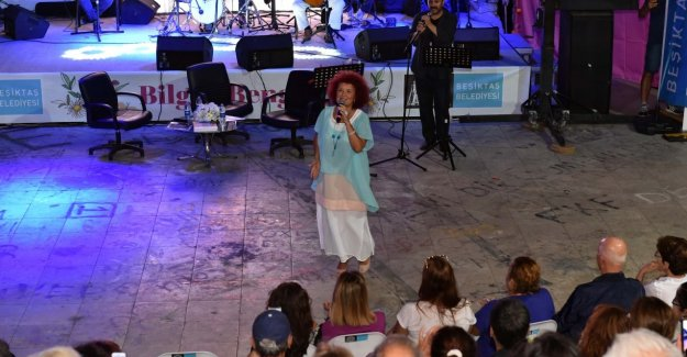 Beşiktaş'ta Bilgen Bengü'ye Saygı Gecesi Düzenlendi