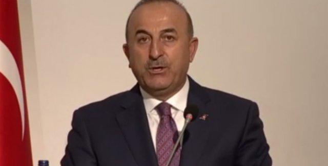Çavuşoğlu: Türkiye Filistin Halkının Yanında Olmaya Devam Edecektir