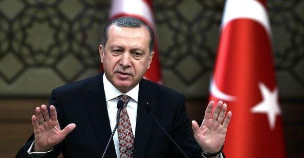 Cumhurbaşkanı Erdoğan'dan Aksakallı Açıklaması: Askerlikte Kırgınlık Olmaz
