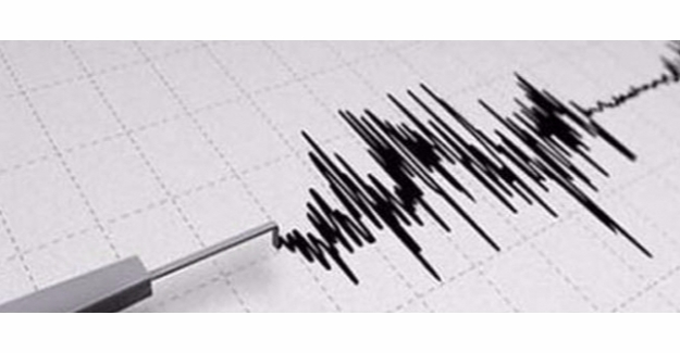 Ege Denizi'nde 4,5 Şiddetinde Deprem Oldu