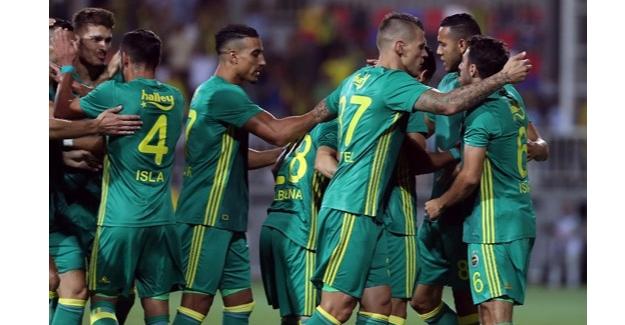 Fenerbahçe ile Vardar Karşılaşıyor