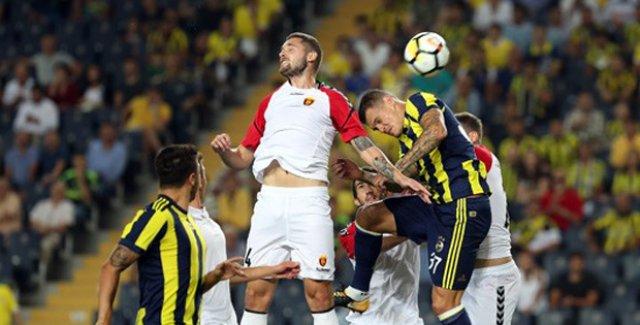 Fenerbahçe Vardar'a Teslim oldu