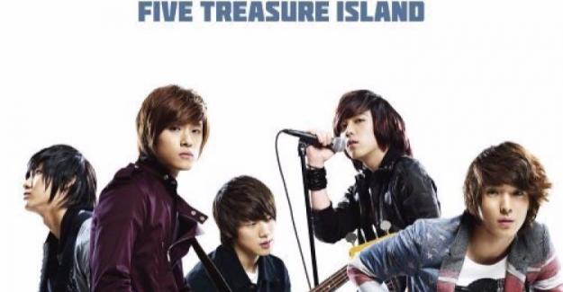 Five Treasure Island Türkiye'ye Geliyor