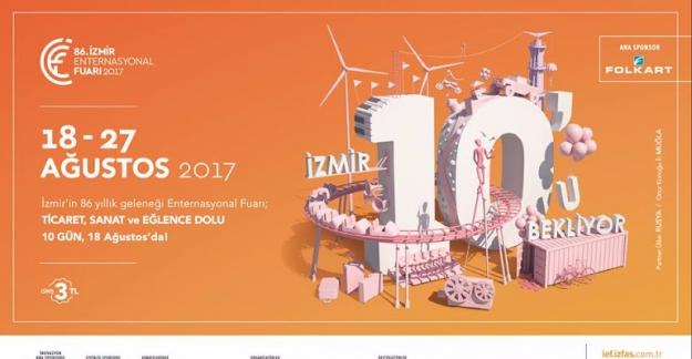 86. İzmir Enternasyonel Fuarı  Programı