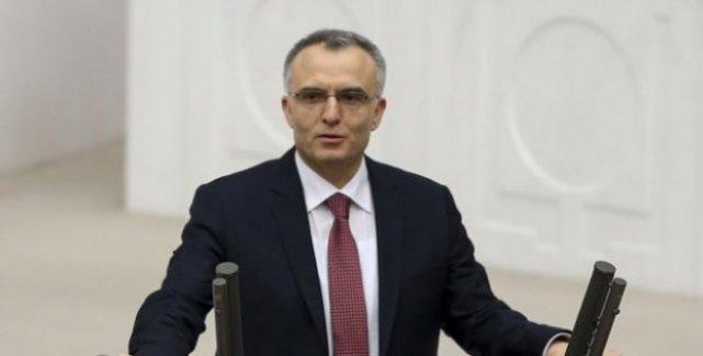Maliye Bakanı Ağbal'dan Taşeron Yanıtı