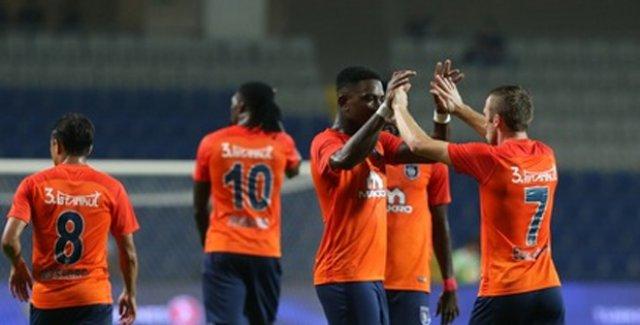Medipol Başakşehir Yoluna UEFA Avrupa Ligi'nden Devam Edecek