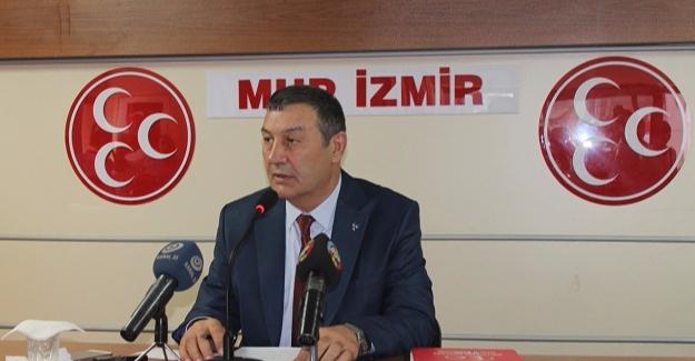 MHP İzmir İl Başkanı Vatandaşları Kan Bağışına Davet Etti