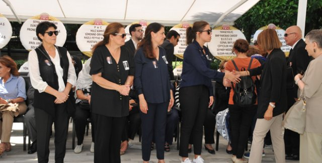Tekfen Holding Kurucu Ortaklarından Ve TÜSİAD'ın Kurucu Başkanı Berker Son Yolculuğuna Uğurlandı