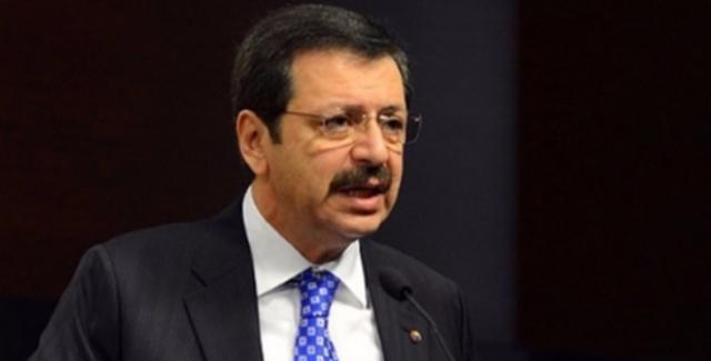 TOBB Başkanı Hisarcıklıoğlu'ndan Bayram Mesajı