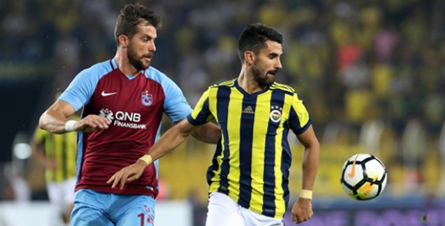 Trabzonspor Kadıköy'de Yine Şeytanın Bacağını Kıramadı