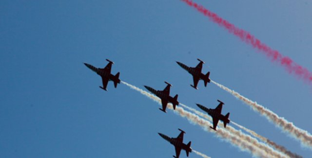 Türk Yıldızları 30 Ağustos'ta Gölbaşı'nda Gösteri Uçuşu Yapacak