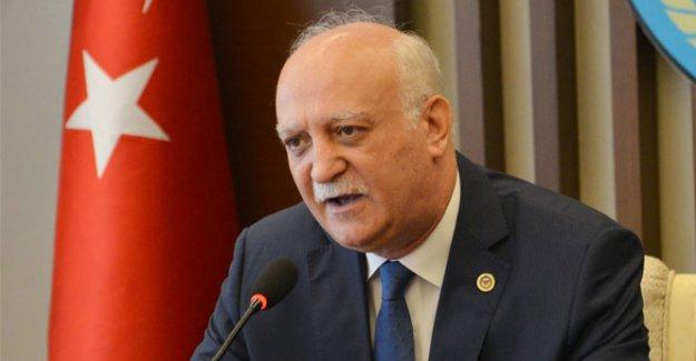 TZOB Başkanı Bayraktar: Beyaz Altın Pamukta Üretim İhtiyaca Yetmiyor