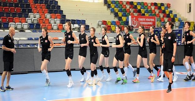 U18 Milli Takımı, Dünya Şampiyonası Finalleri İçin Arjantin'e Uçtu
