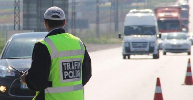 Ülke Genelinde Trafik Denetlemesi Yapıldı