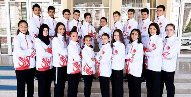 Yıldızlar Dünya Taekwondo Şampiyonası'na Az Kaldı