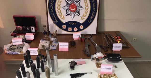 Aydın'da Uyuşturucu Operasyonu: 2 Kişi Yakalandı