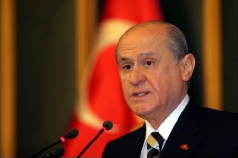 """Bahçeli:""""Barzani'ye Bedeli Ödettirecek Güçteyiz"""""""