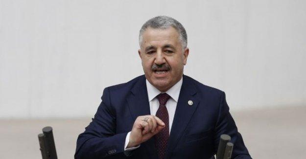 Bakan Arslan: Haksız Ceza Yazılan Araç Tespit Edilmedi