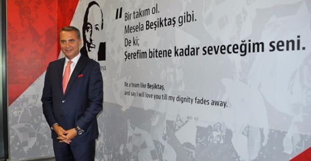 Beşiktaş, Şeref Turu İle Bir İlke imza Atıyor