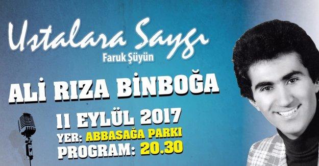 Beşiktaş Ustalara Saygı Etkinlikleri Çerçevesinde Ali Rıza Binboğa'yı Ağırlayacak