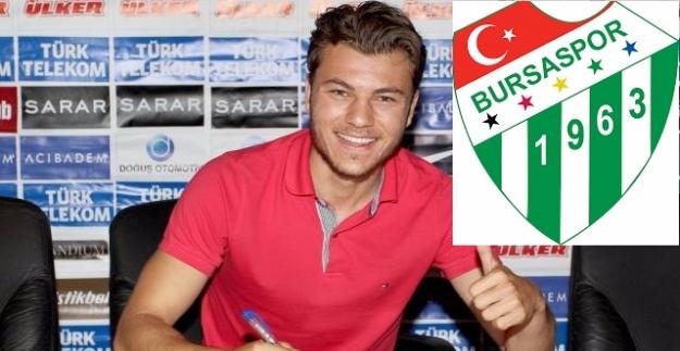 Bursaspor Yusuf Erdoğan'ı Duyurdu!