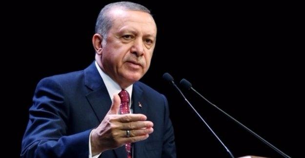 Cumhurbaşkanı Erdoğan: Türkiye, AB Üyeliği Stratejik Hedeflerinden Vazgeçmedi