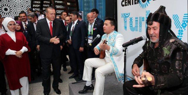 Cumhurbaşkanı Erdoğan Astana Ziyaretlerine Devam Ediyor
