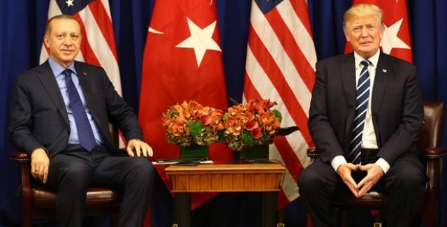Cumhurbaşkanı Erdoğan İle ABD Başkanı Trump Görüşmesi Sona Erdi