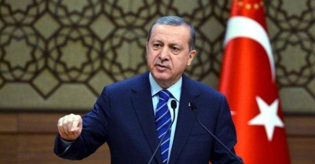 """Cumhurbaşkanı Erdoğan: """"SiHA'ların Yaptığı İş Teröristleri Yok Etmek"""""""