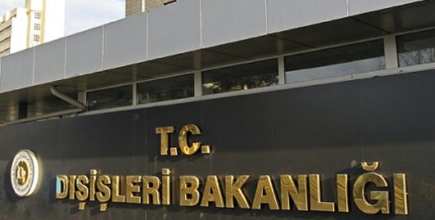 Dışişleri Bakanlığı: IKBY'de Yapılan Referandum Sonuçları Bakımından Yok Hükmündedir