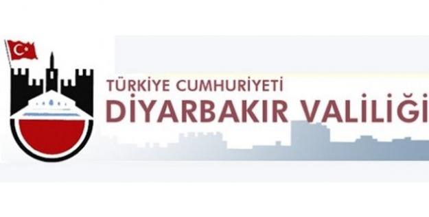 Diyarbakır'da 4 İlçede Sokağa Çıkma Yasağı İlan Edild