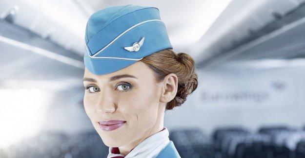 Eurowings Yeni Çalışanlarını Arıyor