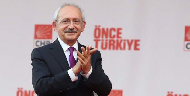 Kılıçdaroğlu: CHP'nin Kuruluş Yıl Dönümü Kutlu Olsun