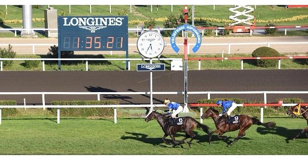 Longines Topkapı Koşusu'nda Kazanan: Wonnemond