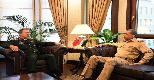 Orgeneral El-Ghanimi Ve Orgeneral Akar Referandumu Konuştu