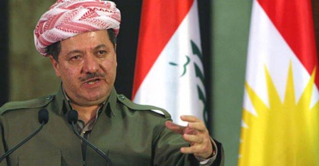 Referandum Tansiyonu Yükseliyor: Barzani 'Kerkük Kürt'tür' Dedi