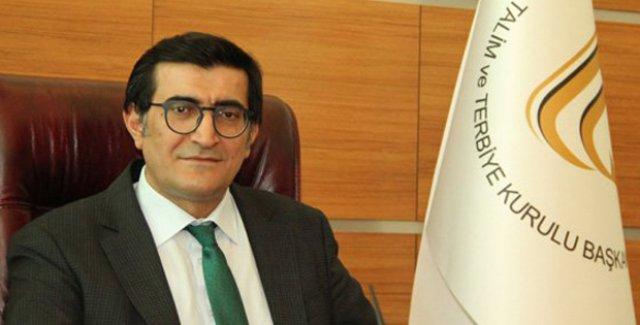 TTK Başkanı Durmuş'tan Müfredat Açıklaması