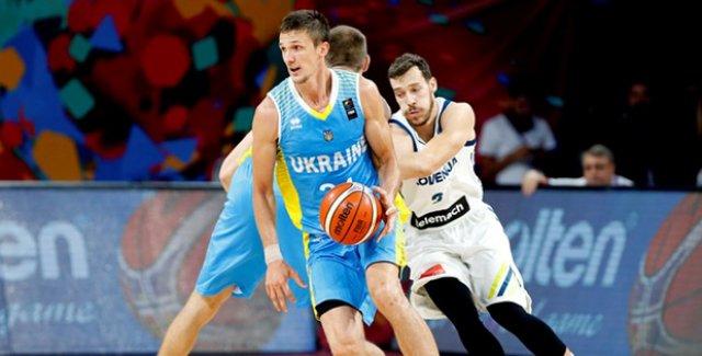 Ukrayna'yı Farklı Mağlup Eden Slovenya İlk Çeyrek Finalist Oldu
