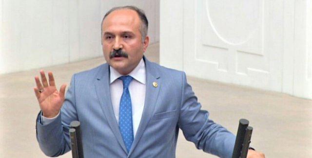 """MHP'li Usta: """"Varlık Fonunun Başkanını Değiştirmek Çözüm Değil"""""""