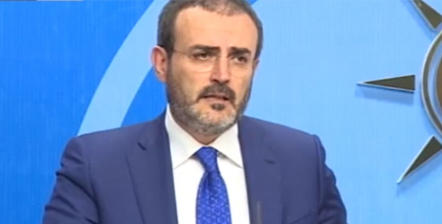 AK Parti Sözcüsü Ünal: Erken Seçim Gündemimizde Yok