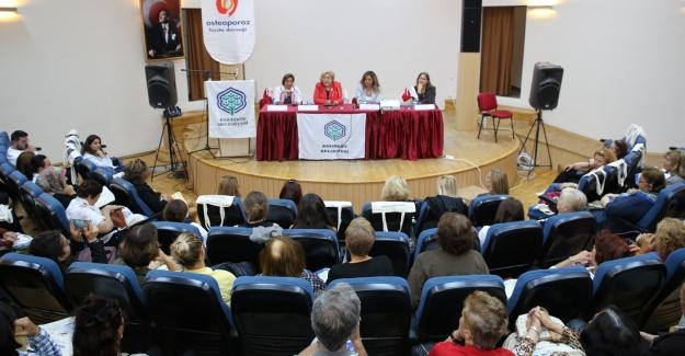 Bakırköy'de Osteoporoz'a İlişkin Panel Düzenlendi