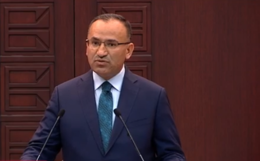 Bozdağ: Türkiye'de Tek Faşist Parti Cumhuriyet Halk Partisi'dir