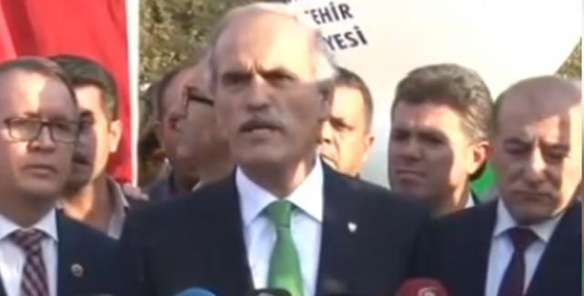 Bursa Büyükşehir Belediye Başkanı Altepe İstifa Etti